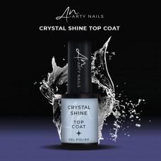 ARTY NAILS CRYSTAL SHINE TOP COAT 5ML