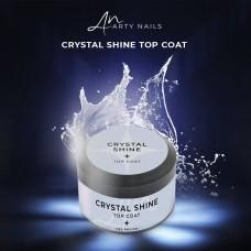 ARTY NAILS CRYSTAL SHINE TOP COAT 30 ML