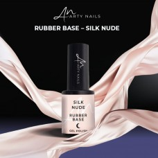 ARTY NAILS SILK NUDE RUBBER BASE 5 ML