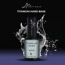 ARTY NAILS TITANIUM HARD BASE 5ML