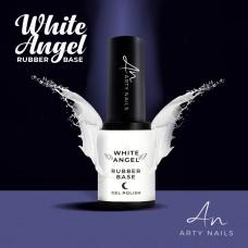 ARTY NAILS WHITE ANGEL RUBBER BASE 5 ML